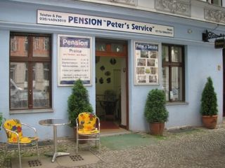 Pension Berlin Pension Peters Service Bild 1